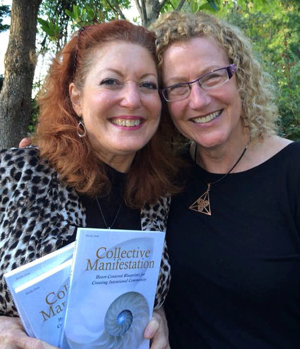 melissa wadsworth author of collective manifestation event