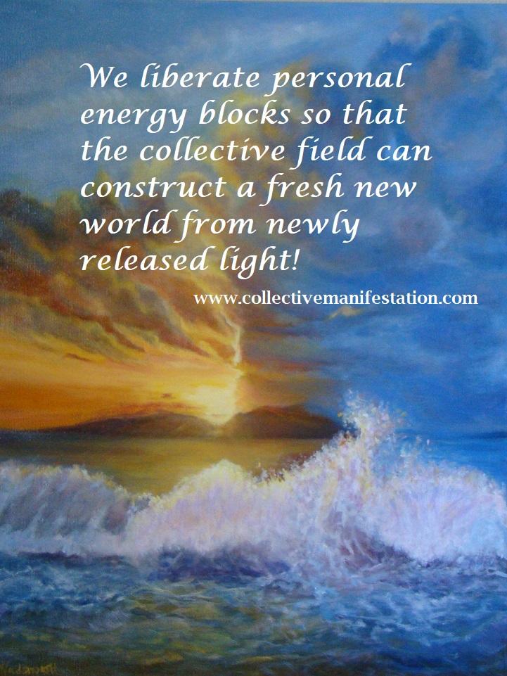 Manifesting light